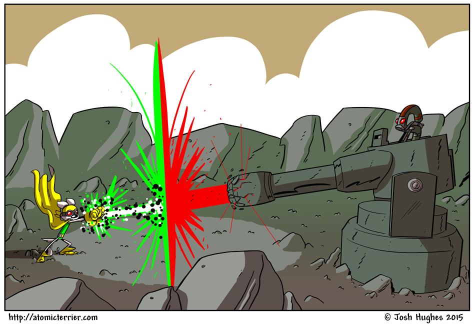 Atomic Terrier comic 620
